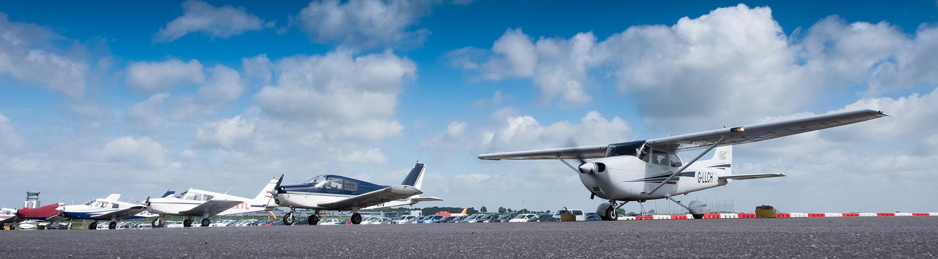 Trial Lessons & Flying Lessons   Bristol & Wessex Aeroplane Club